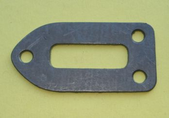 Gasket for inlet jointing pipe, Vespa GS 150, 2. Serie