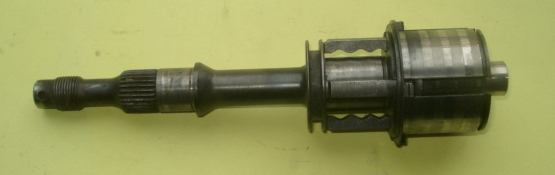 Main shaft, Vespa PK 50, 4 gears
