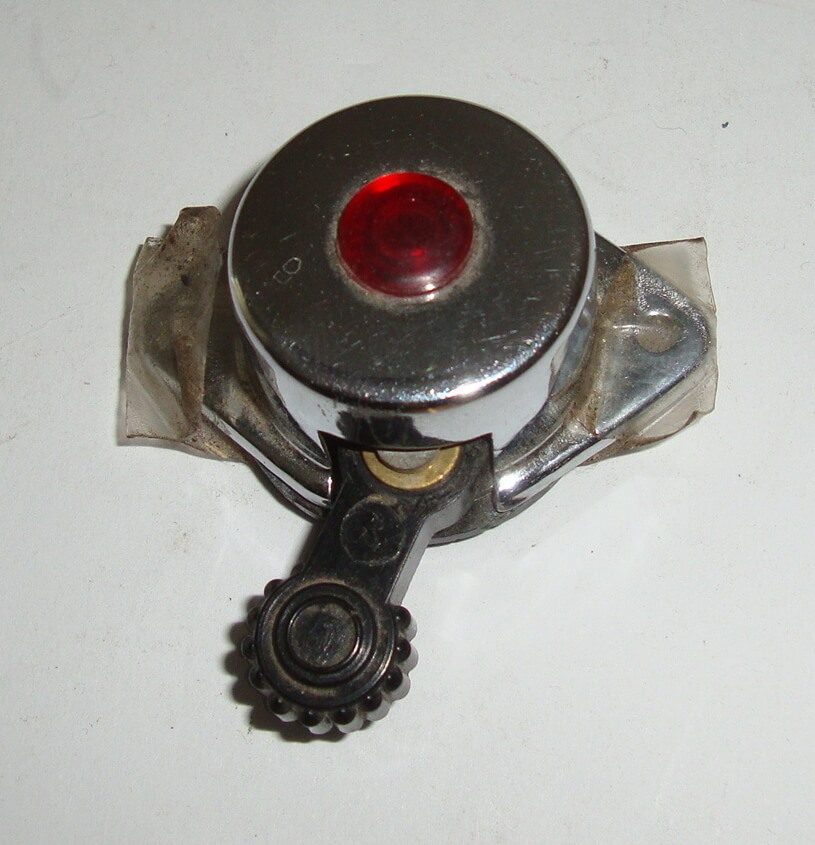 Indicator switch whit control light, NOS