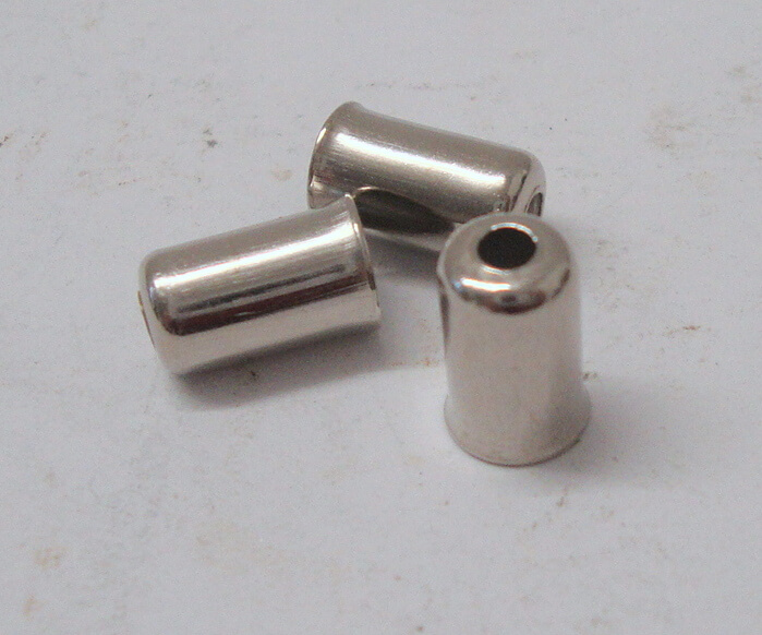 Cable end cap for cable 5 mm