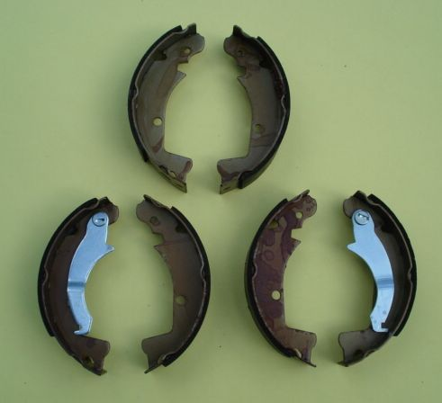 Brake shoes, Ape Car,  AZ 194