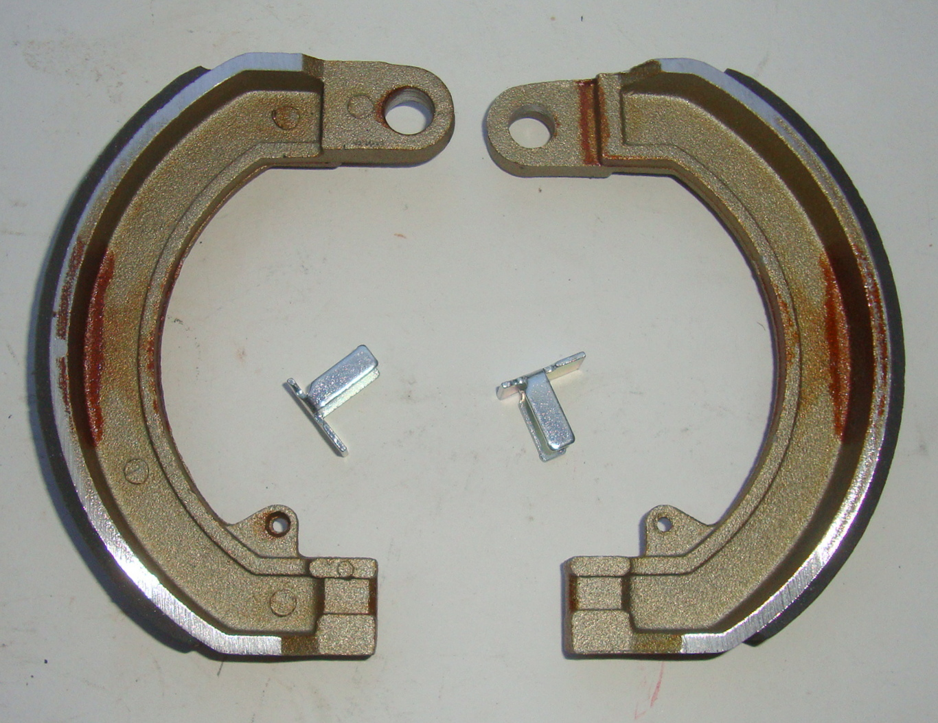 "Brake shoes, NEWFREN, 10"", GF 0024"