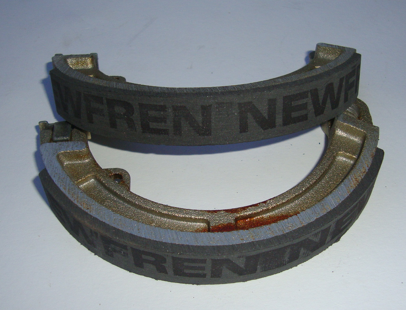 Brake shoes, NEWFREN,Vespa / Ape, GF 0162