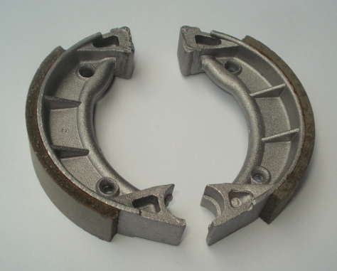 Brake shoes, Ciao - Boxer - Bravo - SI