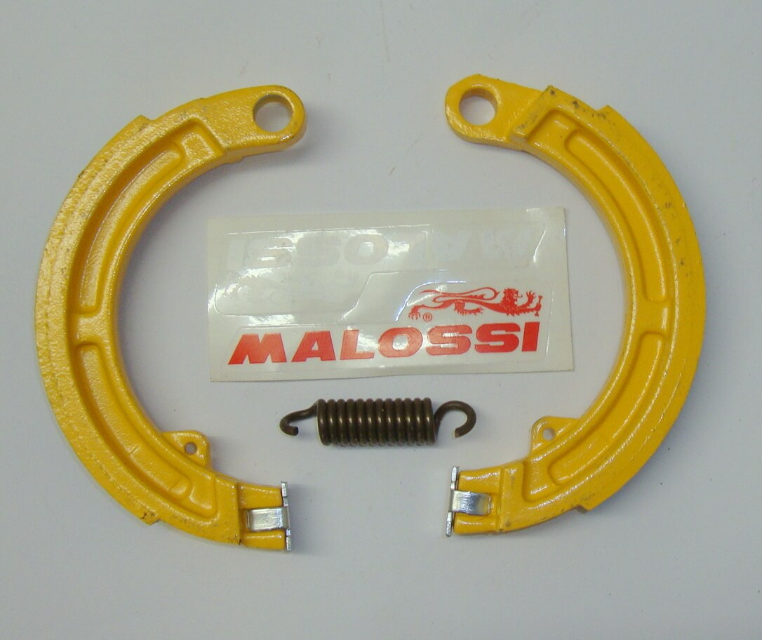 Brake shoes, MALOSSI, Vespa / Ape, like AZ 149