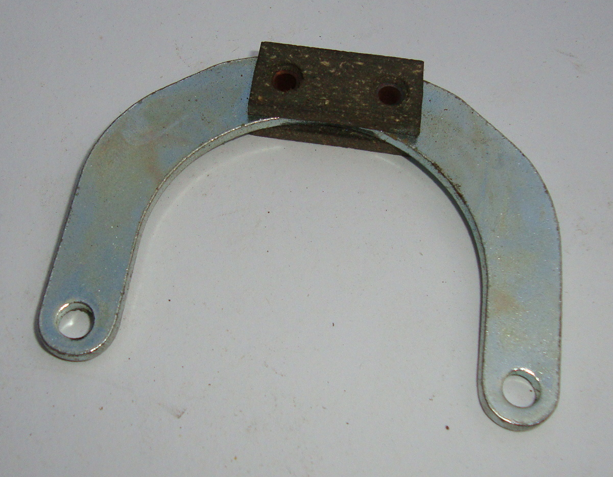 Plate for friction steering damper, Ape AD / AE / AE02 / APC2, NOS