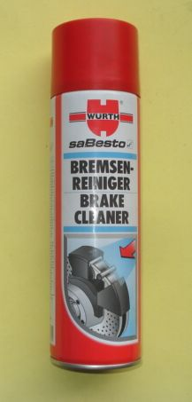 Brake cleaner, 500 ml
