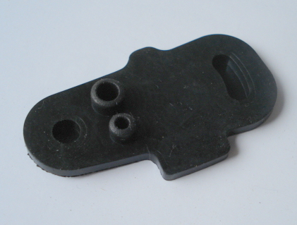 Gasket for stop switch, small, black, premium