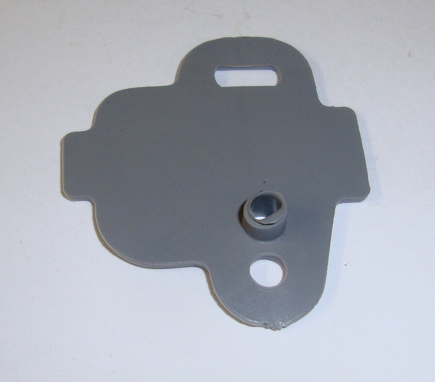 Gasket for stop switch, big, grey