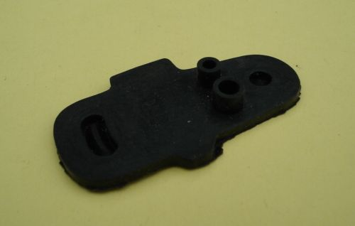 Gasket for stop switch, small, black