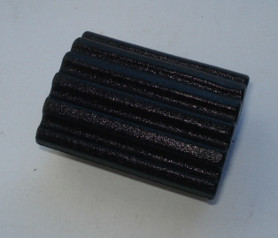 Rubber for brake pedal, Vespa 50 / 90 / 125 Primavera / ET3 / PK / PX / PE