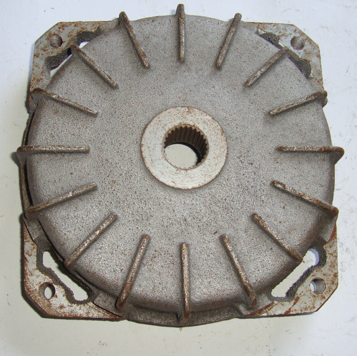 Rear brake drum, Vespa 125 / 150 Super, NOS