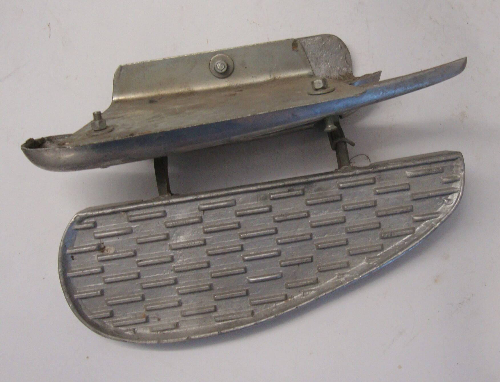 Running board for passenger, FABBRI,  Vespa 125 / 150, NOS