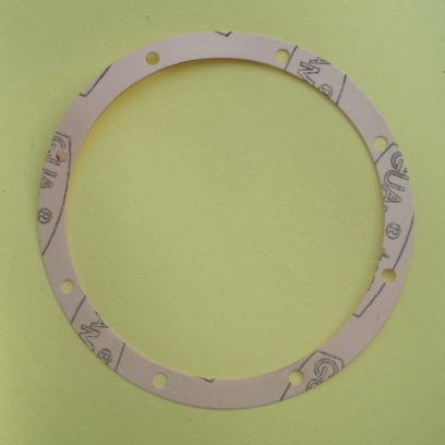 Gasket for round cover wheel bracket, Ape