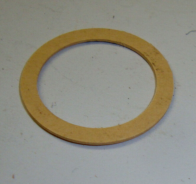 Gasket, srew for speedometer drive pinion, Vespa GS 160 / SS 180