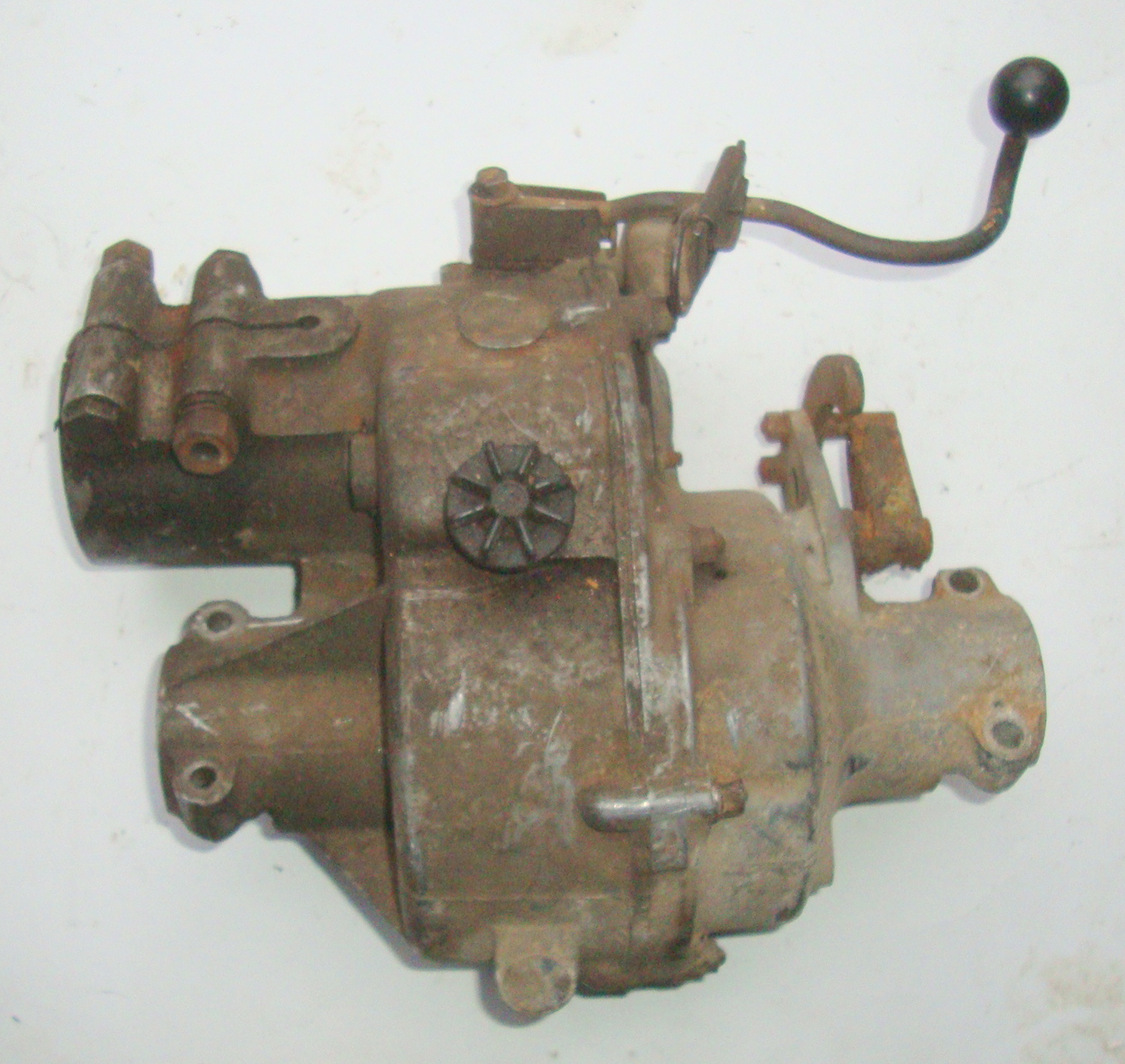 Differential with reverse shift, Ape AD - AE - AE 0