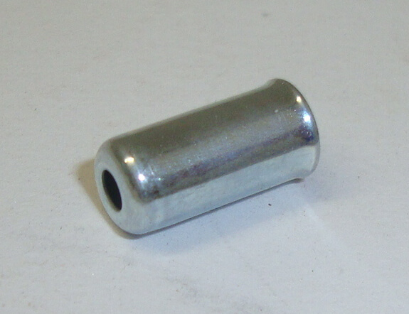 Cable end cap for cable 4,7 mm