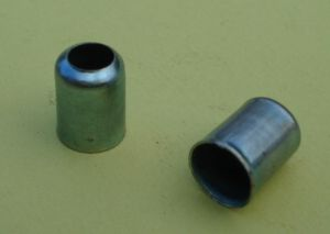 Cable end cap 4,5 mm