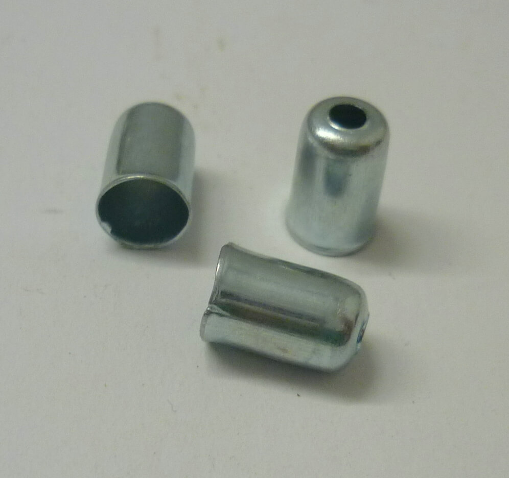 Cable end cap for cable 5,0 mm