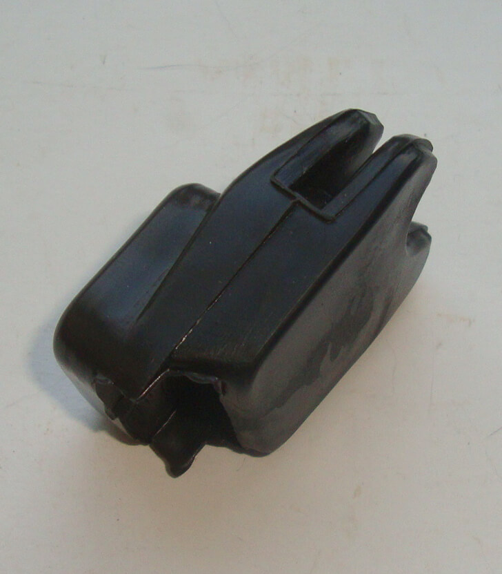Spare part rubber for spare wheel holder, Vespa 125 / 150