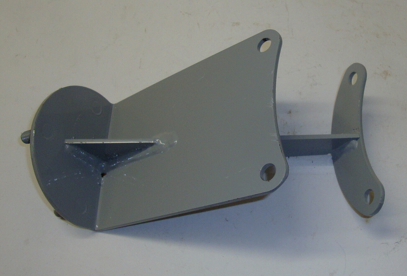 Spare wheel bracket, CUPPINI, Vespa 125 1954 > 1957, 150 1954 > 1958