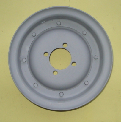 "Wheel rim 8"", 4.00 x 8, closed, PIAGGIO,Ape"