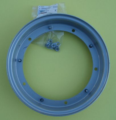 "Wheel rim 10"", 2.10 x 10, Piaggio part"