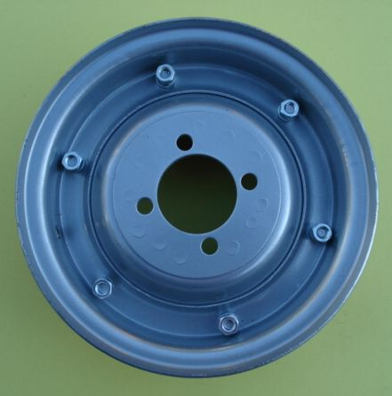 "Wheel rim 8"", 3.50 x 8, closed"
