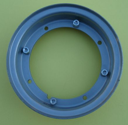 "Wheeel rim 8"", 2.10 x 8, Vespa 125 / 150 Super"