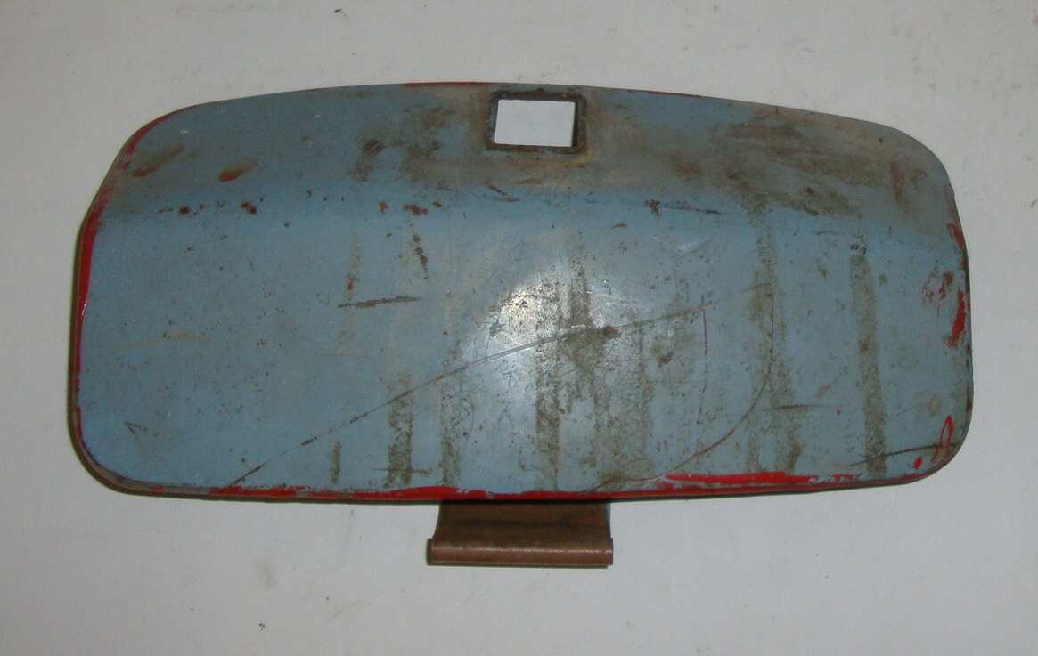 Flap spare wheel side panel, Vespa 125/150 Super
