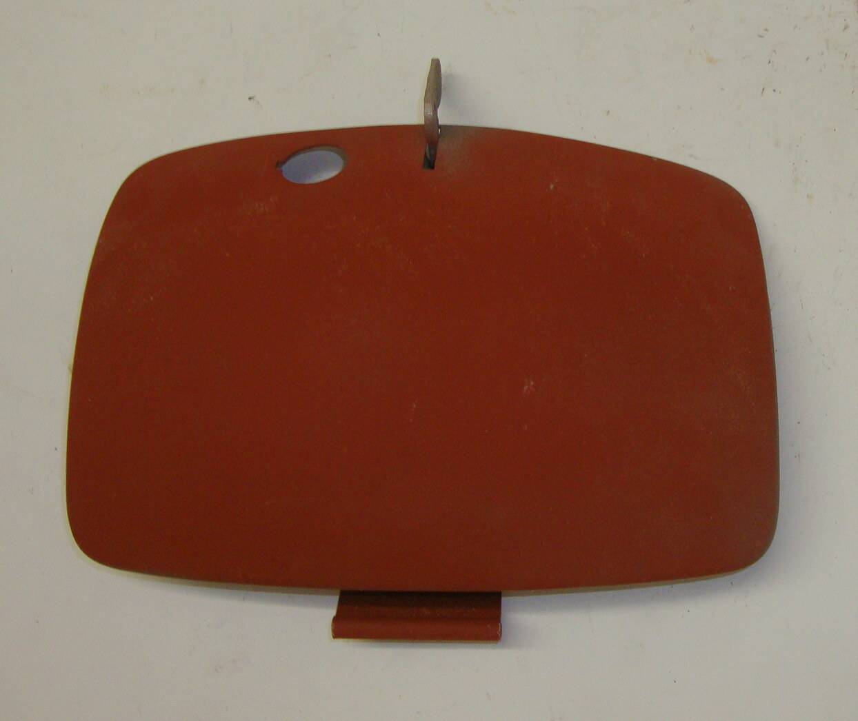 Flap spare wheel side panel, Vespa 150 VL - VB