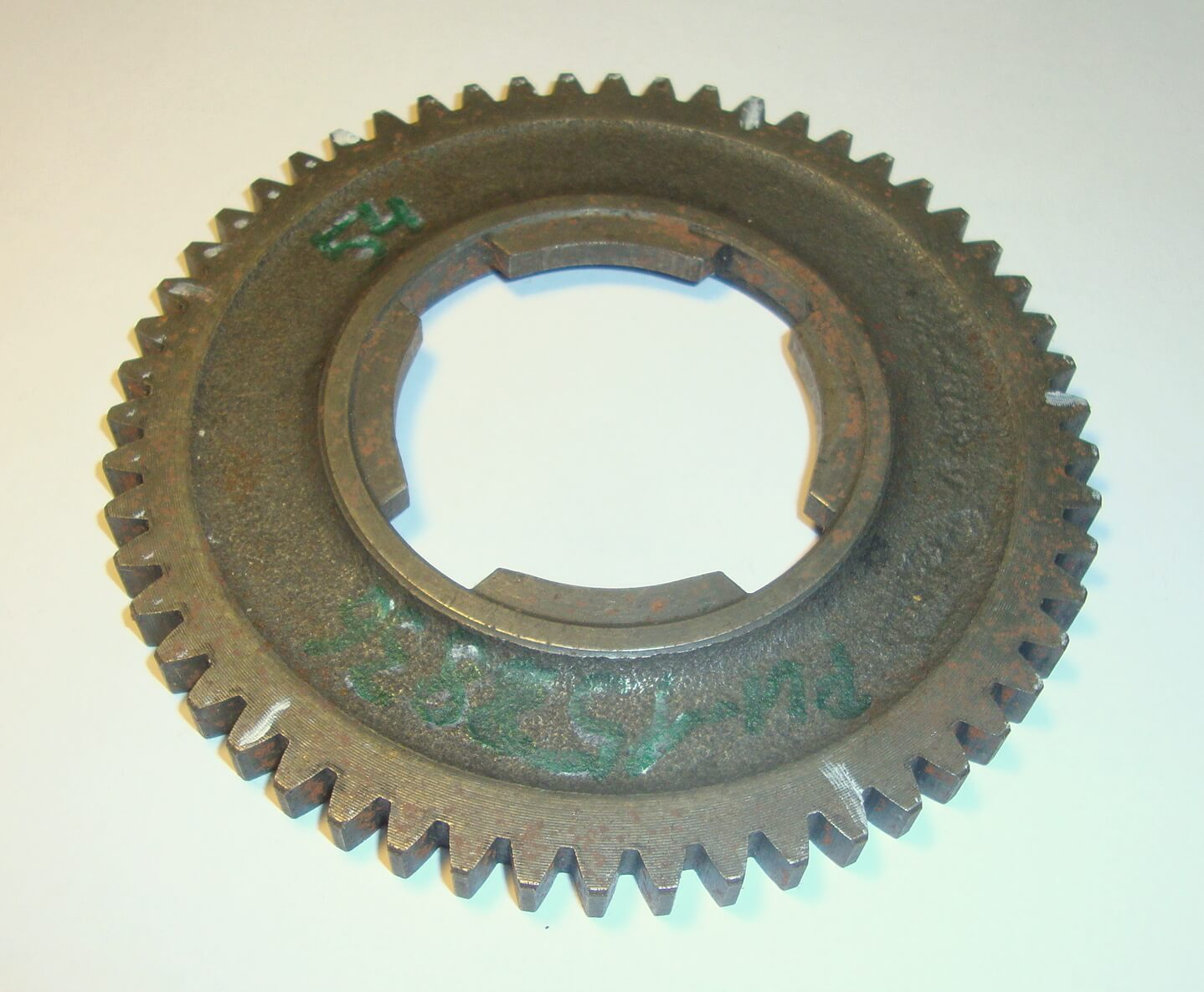 Gear cog, 2 nd gear, Vespa 50 / 90 / 125, NOS