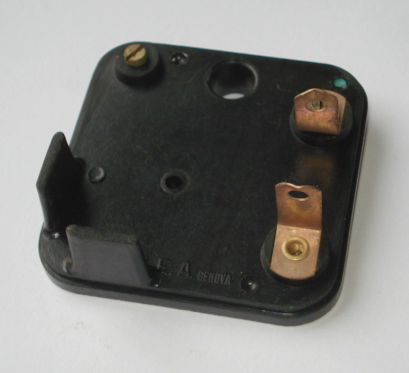 Base plate rectifier, with ridges, Vespa 125 / 150