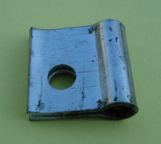 Clamp for Silencer ET3, Piaggio part
