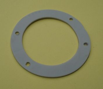 Gasket for horn, 2,5 mm, grey