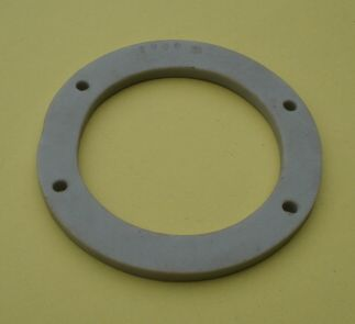 Gasket for horn, 5 mm, grey