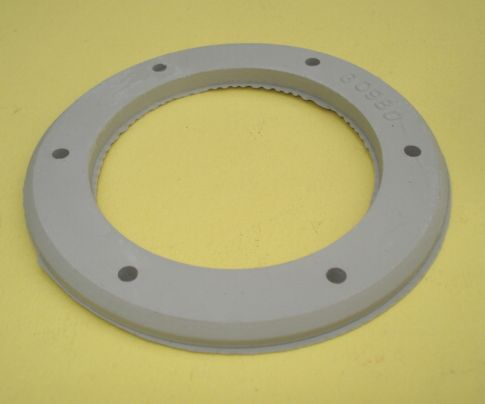 Gasket for horn, Vespa 50 / 90 / 125 / PV / ET3 / Ape 50 - 250, grey
