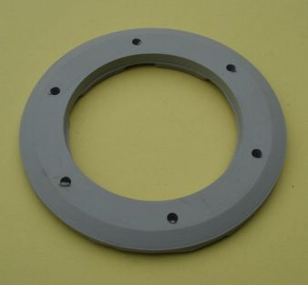 Gasket for horn, Vespa 125 / 150 / 180 / 200, grey