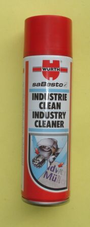 Industry cleaner, 500 ml