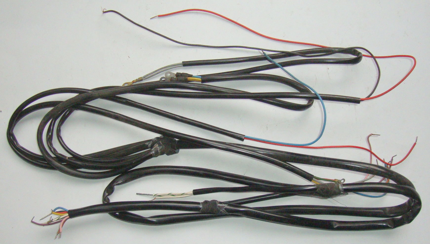 Cable harness, Vespa 125/2 VNB1T, NOS