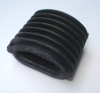 Rubber for starter lever