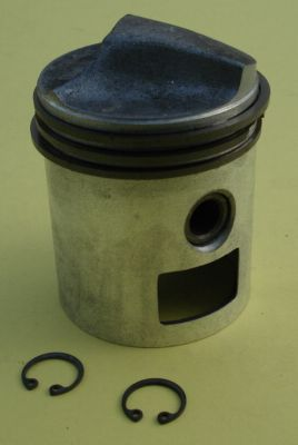 Piston, Vespa 150 VL / VB / T1>3 / Ape C, 57,0 mm