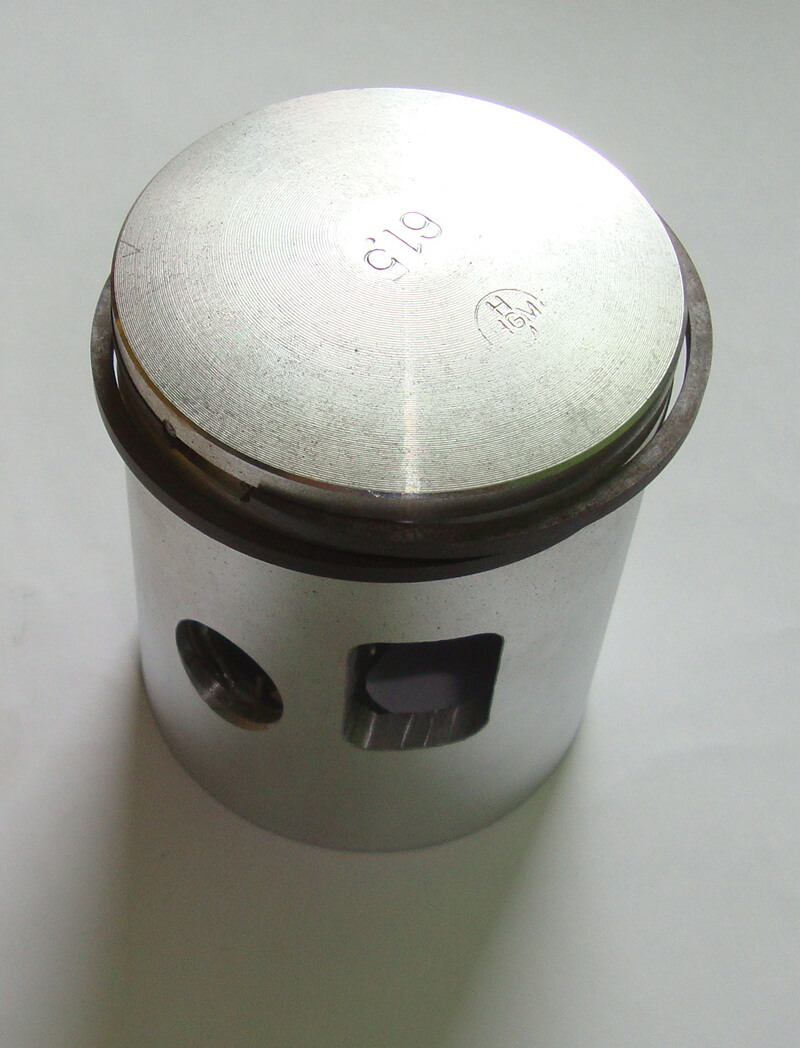Piston, Ape 175 AD1T / AE3T, 61,5 mm