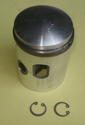 Piston, Ape 400 AE1T > AE2T, 56,6 mm