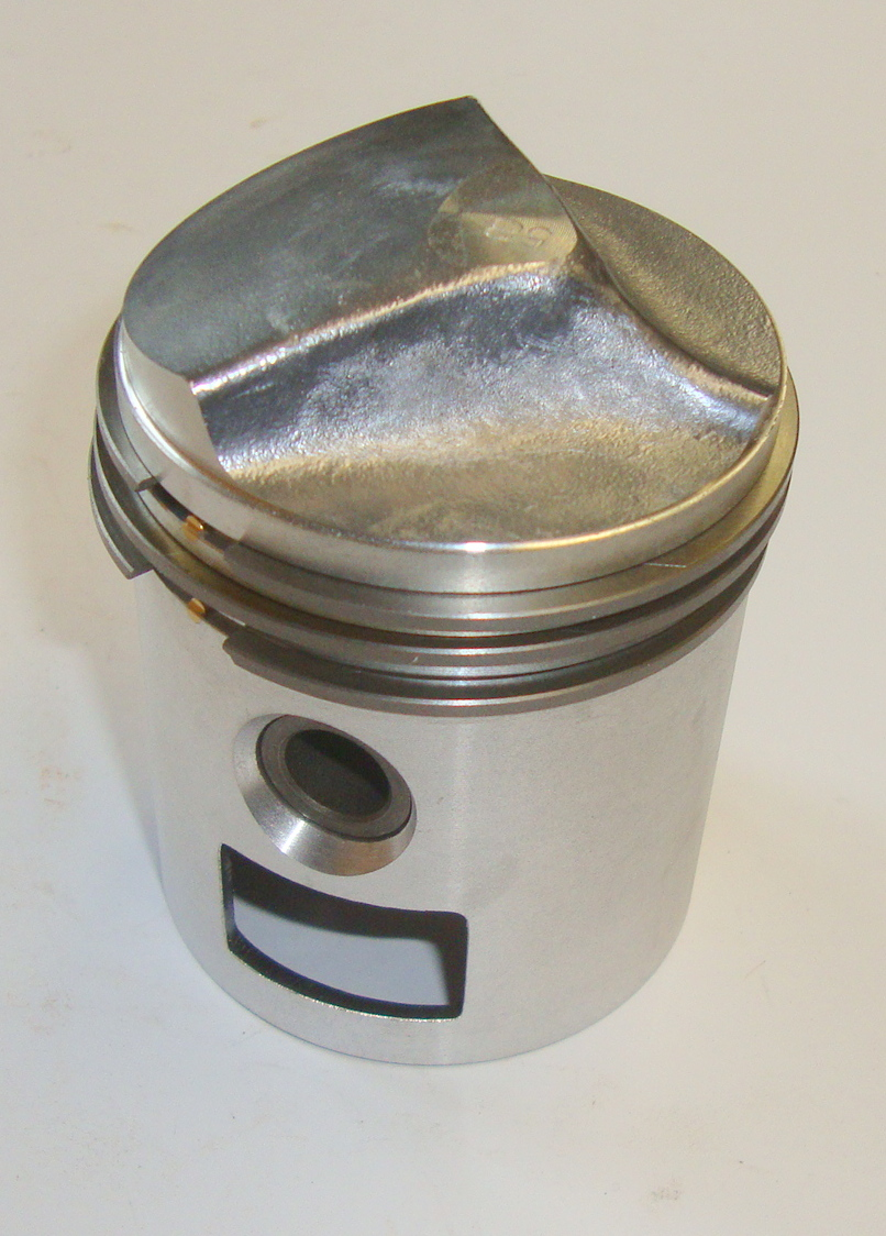 Piston, Vespa 150 VL / VB / T1>3 / Ape C, 58,0 mm