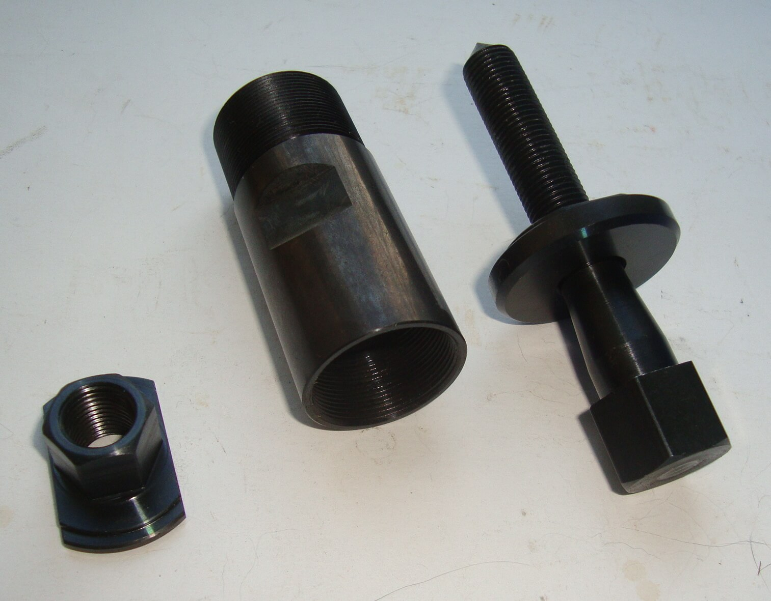 Puller combination, SIP, flywheel / clutch / clutch mounting tool