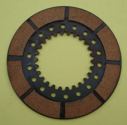 Cork plate kit, Vespa GS 150 2.Serie, VS2T > VS5T