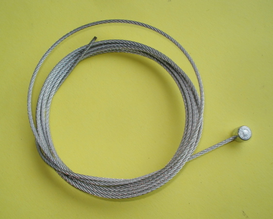 Cable for clutch control transmission, Multitreccia, Svedese