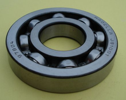 Bearing crankshaft