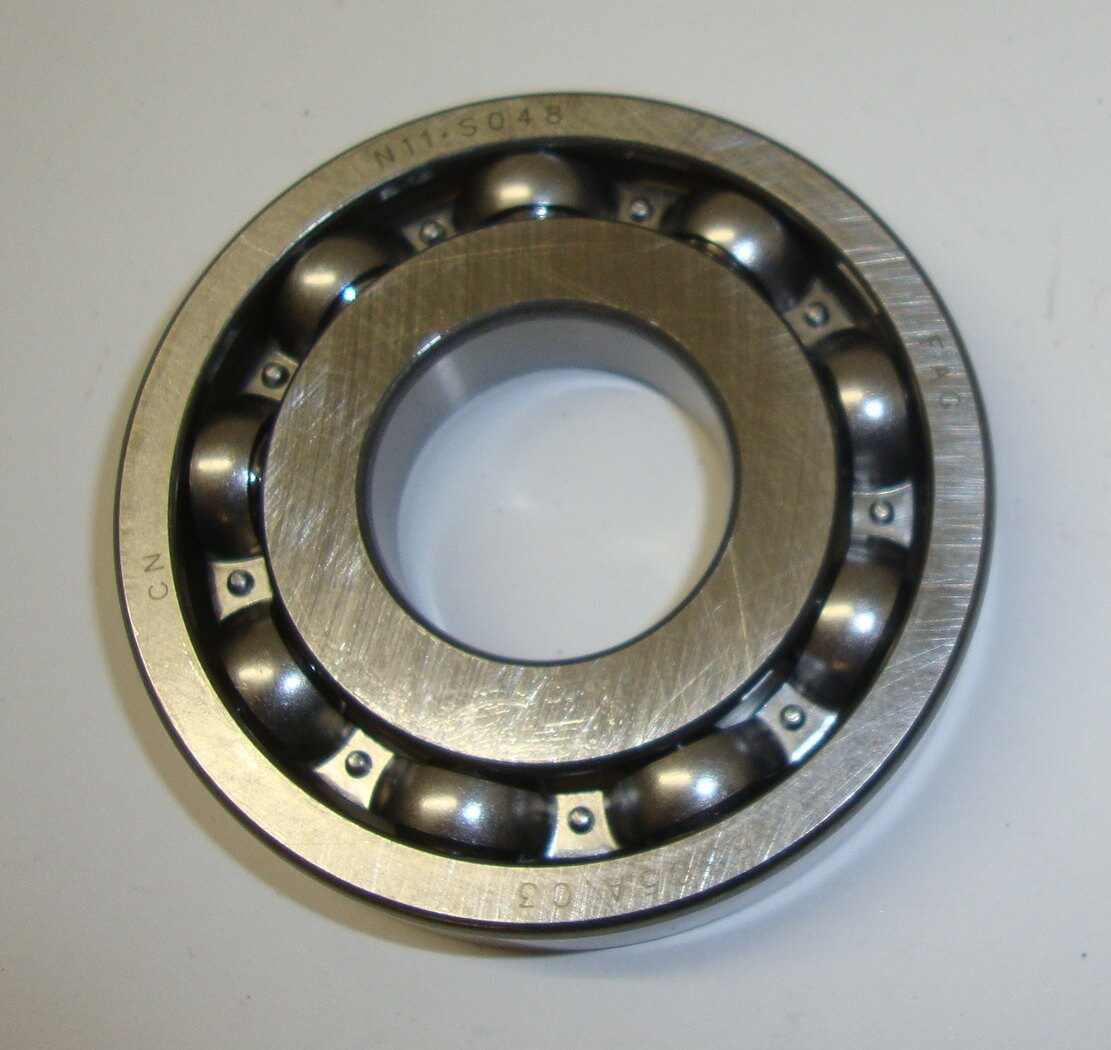 Bearing for crankshaft, FAG, Vespa 80 / 125 / 150 / 180 / 200